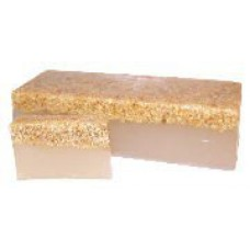 Honey & Oatmeal Aromatherapy Soap - 100g Slice