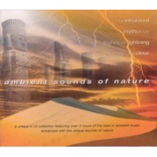 Ambient Sounds of Nature - 4 CD Boxed Set