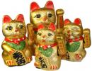 Lucky Waving Cats