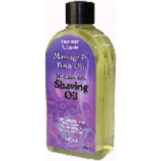 Shaving Oil Massage Oil - 100ml